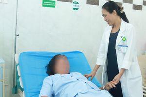 Mang khối u khủng 30 năm, nữ bệnh nhân không chịu phẫu thuật