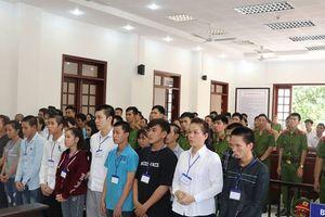 Xét xử 20 người kích động gây rối ở Đồng Nai