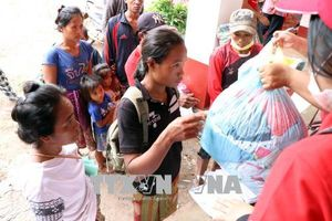 Việt Nam nỗ lực hỗ trợ Lào khắc phục sự cố vỡ đập tại tỉnh Attapeu