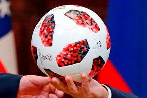 Quả bóng Tổng thống Putin tặng người đồng cấp Mỹ có gắn chip điện tử