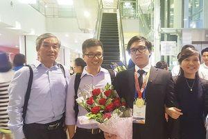Việt Nam giành 1 Huy chương Vàng Olympic Hóa học quốc tế