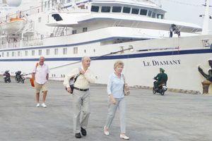 Khách quốc tế đến Việt Nam bằng đường biển giảm mạnh trong tháng 7