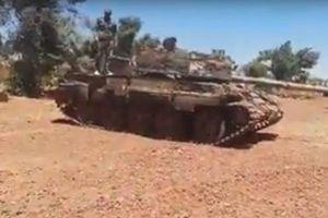 Phiến quân al- Nusra giao nộp vũ khí hạng nặng gần Cao nguyên Golan
