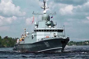 Nga muốn bán tàu tên lửa tàng hình tối tân Karakurt cho Việt Nam