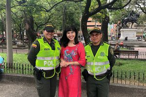 MC Quỳnh Hoa với những kỉ niệm khó quên về đất nước và con người Columbia