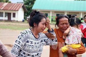 Vỡ đập thủy điện tại Lào: SK Engineering sẽ xây nhà tạm cho người dân bị ảnh hưởng