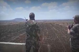 Chiến sự Syria: Quân chính phủ kiểm soát 99% lãnh thổ Daraa