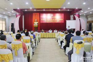 Hiệp thương cử bổ sung Ủy viên UBMTTQ tỉnh Nghệ An nhiệm kỳ 2014 - 2019