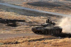 Phiến quân Syria lũ lượt đầu hàng nộp vũ khí trong 24 giờ