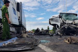 Danh sách 17 nạn nhân trên chiếc xe rước dâu gặp tai nạn thảm khốc