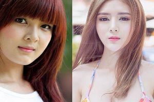 Hot girl Việt và những pha 'lột xác' ngoạn mục gây sốc cộng đồng mạng