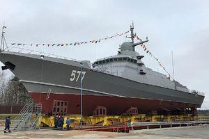 Nga muốn bán khinh hạm tên lửa tân tiến cho Việt Nam