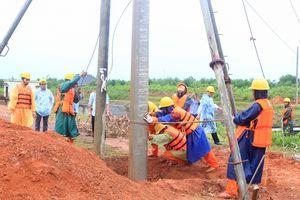 PC Quảng Trị: Nâng cao kỹ năng xử lý sự cố lưới điện