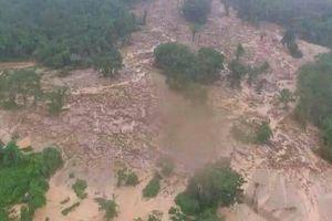 Vỡ đập thủy điện: Lào-Hàn Quốc-Thái Lan phối hợp điều tra 