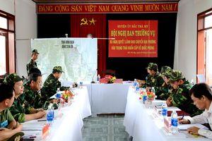 Nâng cao khả năng hiệp đồng tác chiến trong khu vực phòng thủ