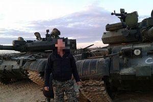 SAA đòi lại loạt tăng hạng nặng từ phiến quân