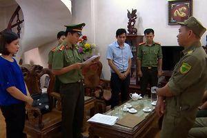 Công an tỉnh Sơn La tạm giam 3 đối tượng để điều tra vụ gian lận điểm thi