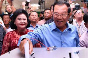 Campuchia bầu cử Quốc hội khóa VI: Nền tảng vững chắc để phát triển