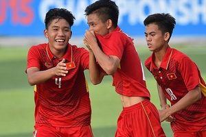 U16 Việt Nam dễ dàng 'vùi dập' U16 Đông Timor