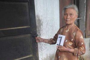Mang tiền án, bà già 70 tuổi vẫn liên tiếp cạy cửa nhà dân trộm tài sản