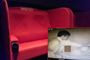 Luật sư nói gì về vụ 'ảnh nóng' của khách trong rạp chiếu phim bị tung lên mạng
