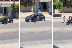 Thế giới cuồng nhiệt nhảy 'chạy theo xe hơi', cảnh sát lo sốt vó