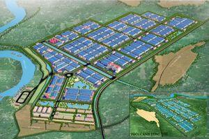 Gỡ khó, đẩy nhanh tiến độ giải phóng mặt bằng dự án KCN Hòa Phú