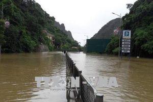 Tìm giải pháp chống ngập lụt chia cắt QL 18A, đoạn nối Hạ Long - Cẩm Phả