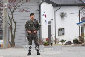 Hai miền Triều Tiên đồng thuận về giải giáp Khu An ninh chung ở Vùng Phi quân sự