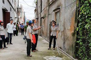 Chi cục THA Huyện Hải Hậu, Nam Định: Cần xác định lại chủ sở hữu thực thửa đất đang bị kê biên