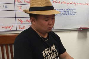 Bắt người đàn ông Trung Quốc nhiều lần trộm cắp mỹ phẩm