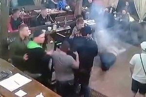 Trùm mafia Nga bị bắn gục trong bữa tiệc mừng ra tù