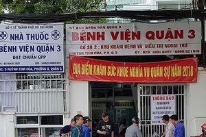 Sáp nhập 14 bệnh viện hạng ba vào Trung tâm y tế quận huyện