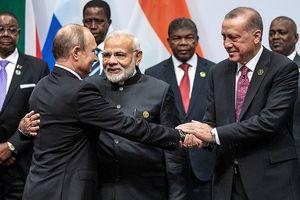 Thất vọng với phương Tây, Thổ Nhĩ Kỳ muốn sát cánh với Nga, Trung Quốc?