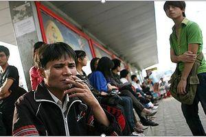 Thuốc lá là sản phẩm hợp pháp gây chết sớm cho một nửa số người sử dụng