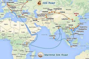 Nhìn lại chặng đường 5 năm Trung Quốc triển khai Sáng kiến 'Vành đai, con đường'