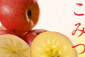 Giới nhà giàu Việt chi tiền triệu mua một kg táo mật Nhật Bản về tráng miệng