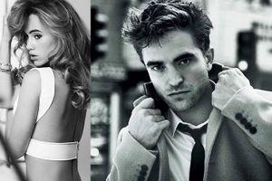 Nhan sắc ngọt ngào của mẫu nữ đang hẹn hò tài tử Robert Pattinson