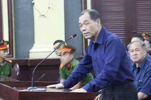 Bị cáo Trầm Bê xin rút lại lời nói 'không phục'