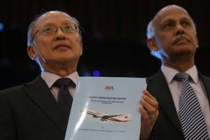 Nội dung chính của báo cáo hơn 400 trang về máy bay MH370