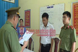 Khởi tố 5 đối tượng về hành vi gian lận thi tại Sơn La