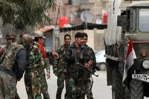 Quân đội Syria lại nhắm vào Deir Ezzur, nghiền nát IS