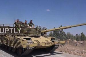 Syria: Quân chính phủ san phẳng tuyến phòng thủ IS ở Yarmouk Basin