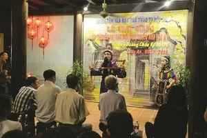 Thăng trầm nghề hát bội ở phố cổ Hội An