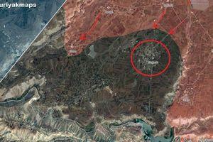 Nga yểm trợ 'Hổ Syria' nghiền nát IS, chiếm thị trấn chiến lược ở Daraa