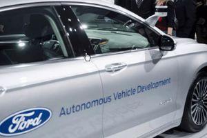 Ford đang rót hàng tỷ USD vào việc chuyển đổi kỹ thuật số