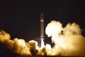 Tình báo Mỹ nghi ngờ Triều Tiên sản xuất tên lửa mới