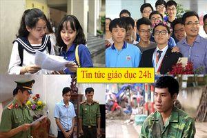 Tin tức giáo dục 24h: Khởi tố bắt tạm giam, cấm đi khỏi nơi cư trú hàng loạt cán bộ vụ gian lận điểm thi ở Sơn La