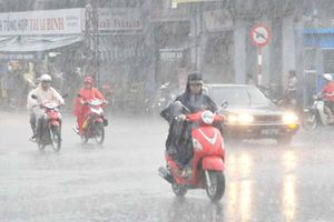 Dự báo thời tiết 31/7: Cả nước có mưa, riêng Hòa Bình mưa rất to