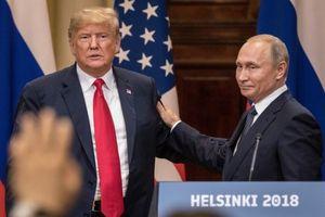 Ông Trump: 'Các biện pháp trừng phạt Nga vẫn được giữ nguyên'
